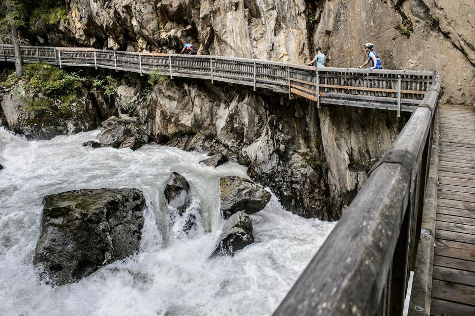 Hauser will das Wasser in Tirol verstärkt nutzen.