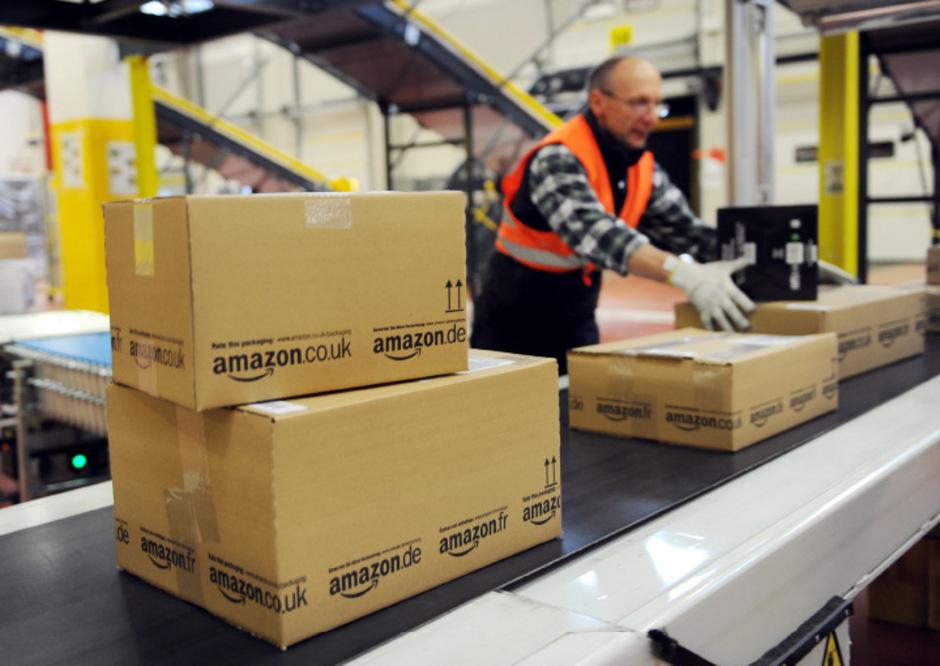 Amazon sucht 13.000 Arbeiter für Weihnachtssaison | Tiroler ...