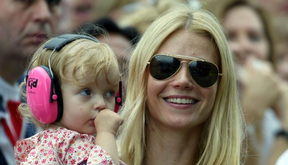 Fruchtige Namen sind in Hollywood beliebt. Gwyneth Paltrows Mädchen heißt etwa Apple.