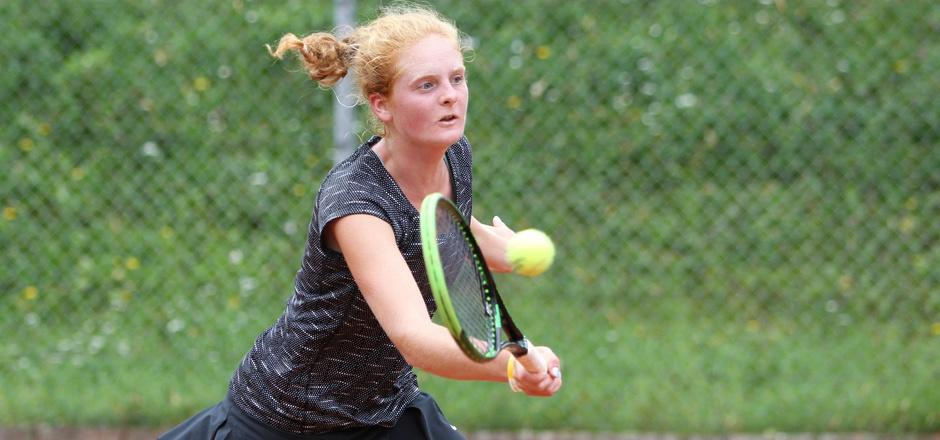 Maren Benko siegte überraschend bei den Damen.