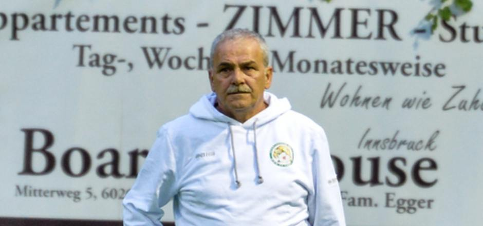 Hugo Platzer trat nach drei sieglosen Pflichtspielen als Telfs-Trainer wieder ab