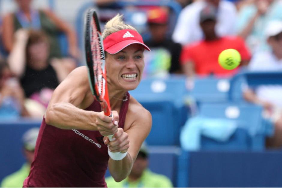 Angelique Kerber liegt in der Weltrangliste nur noch 190 Punkte hinter Serena Williams.
