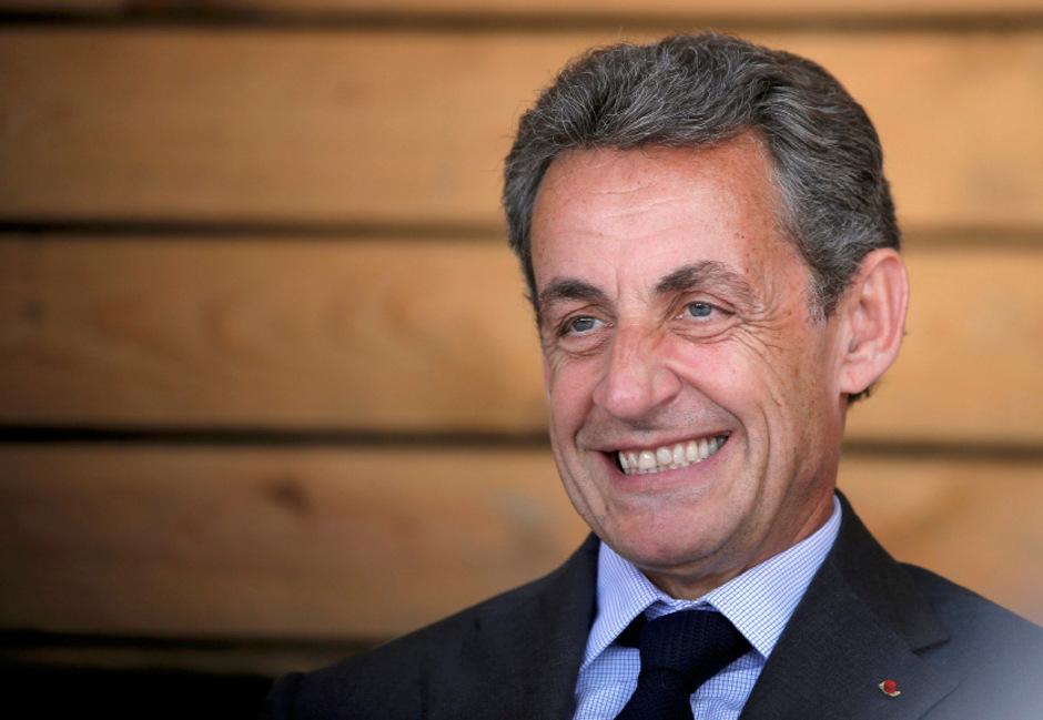 Frankreichs Ex-Staatschef Nicolas Sarkozy.