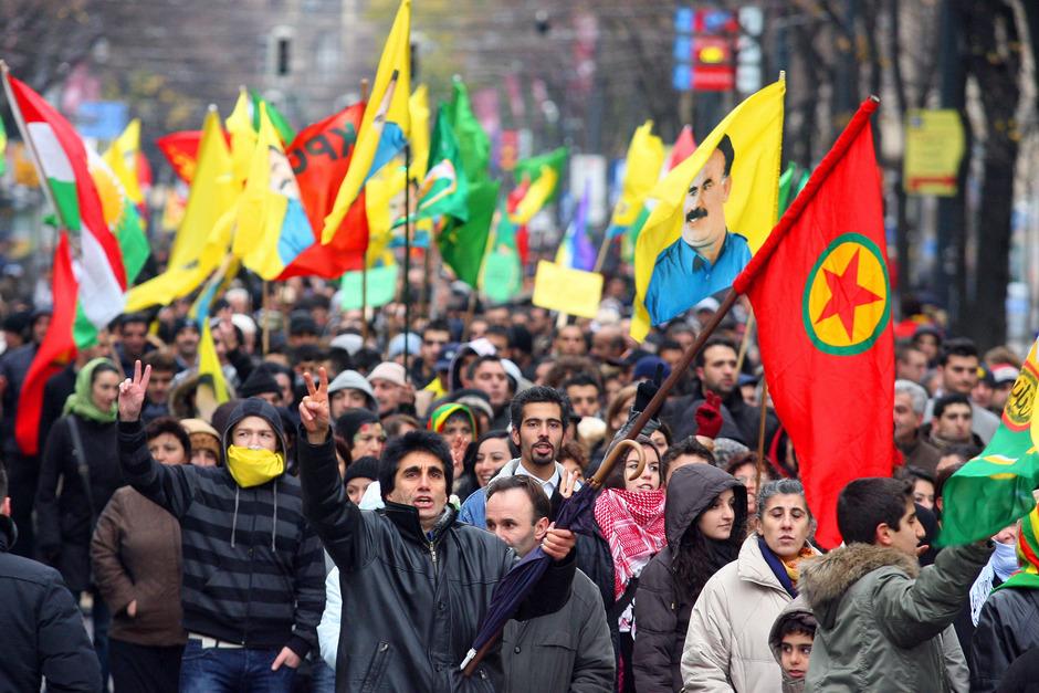 Die türkische Reaktion auf eine Kurdendemo vom vergangenen Wochenende in Wien sorgt für eine weitere Eskalation der Beziehungen zwischen den beiden Ländern. (Archivbild)