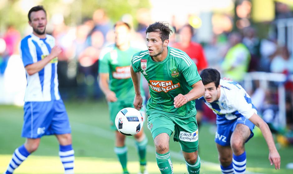 Andreas Kuen will beim FAC wieder Spielpraxis sammeln.
