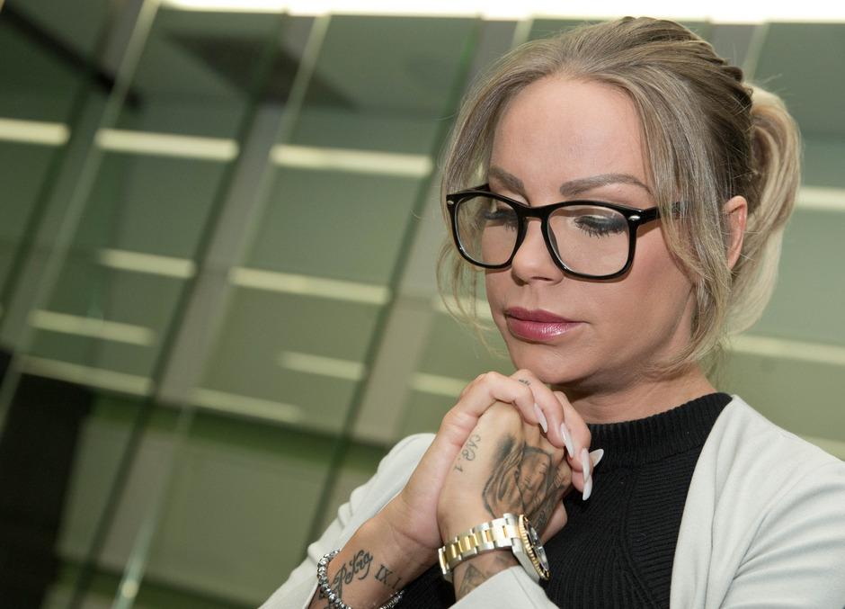 Gina-Lisa Lohfink war Mitte August am Ende eines viel beachteten Vergewaltigungs-Prozesses zu einer Geldstrafe von 20.000 Euro verurteilt worden.