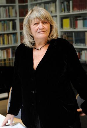 Frauenrechtlerin Alice Schwarzer.