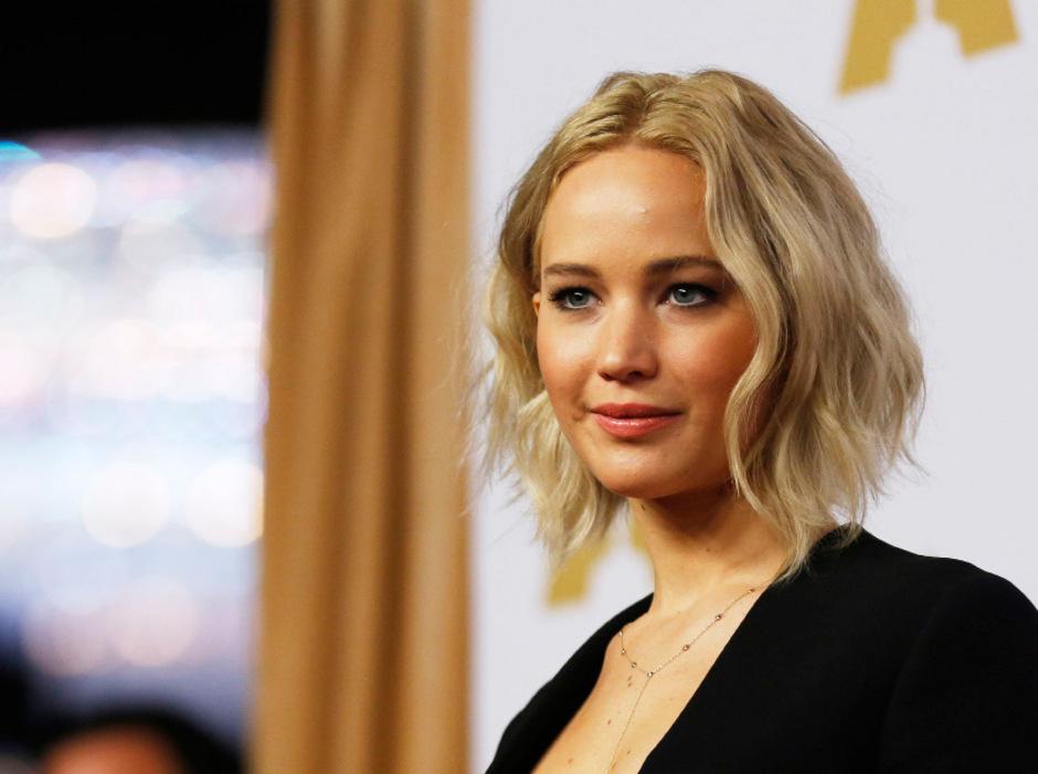 US-Schauspielerin Jennifer Lawrence.
