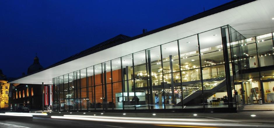 Josef Donhauser hat im Congress Innsbruck Küche und Catering-Firma übernommen.