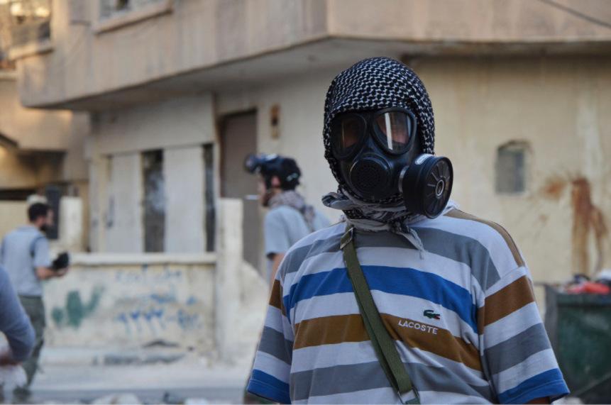 Dem syrischen Machthaber Bashar al-Assad wurde wiederholt der Einsatz von Chemiewaffen vorgeworfen. (Archivbild)
