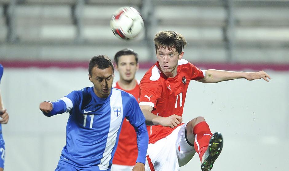 HSV-Legionär Michael Gregoritsch wurde erstmals in die A-Nationalmannschaft einberufen.
