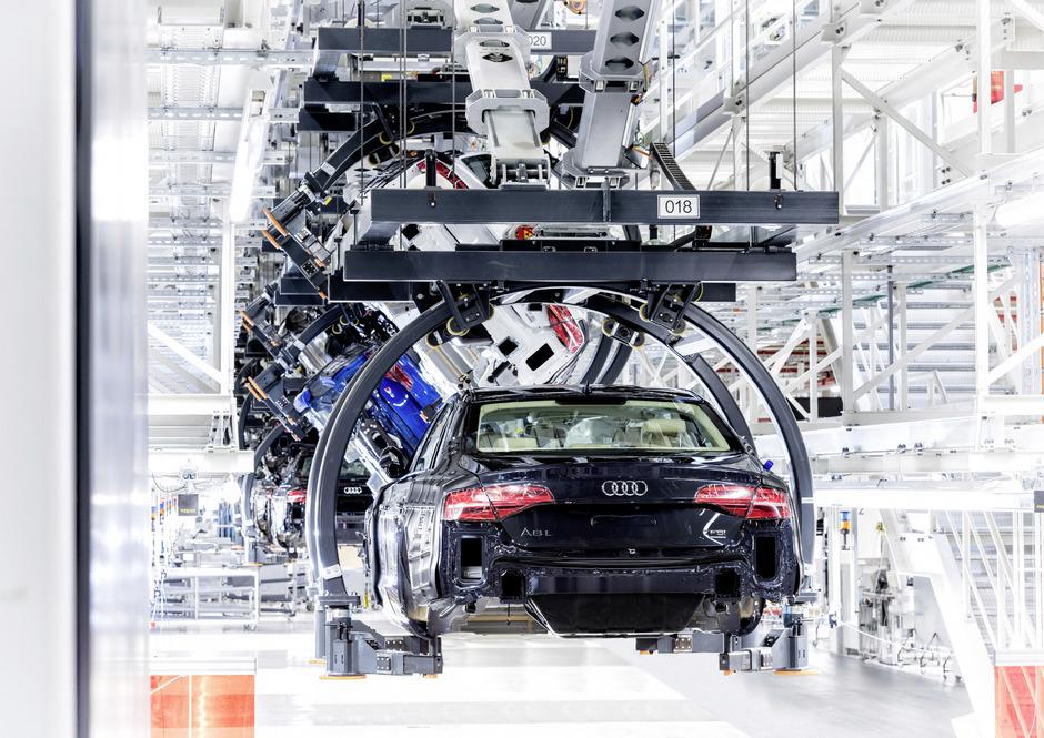 Vahle-Deto-Chef Alfred della Torre (siehe Bild im Artikel) zog einen weiteren Auftrag von Audi an Land und will ausbauen.