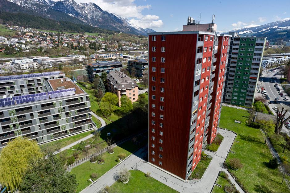 Die generelle Lage am Innsbrucker Wohnungsmarkt bleibt angespannt. (Symbolfoto)