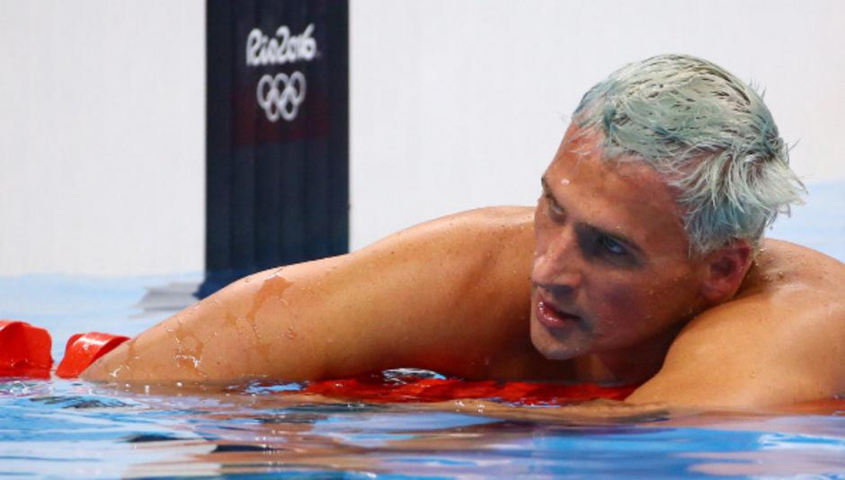 Gegen US-Schwimmer Ryan Lochte wurde in Brasilien Anklage erhoben.