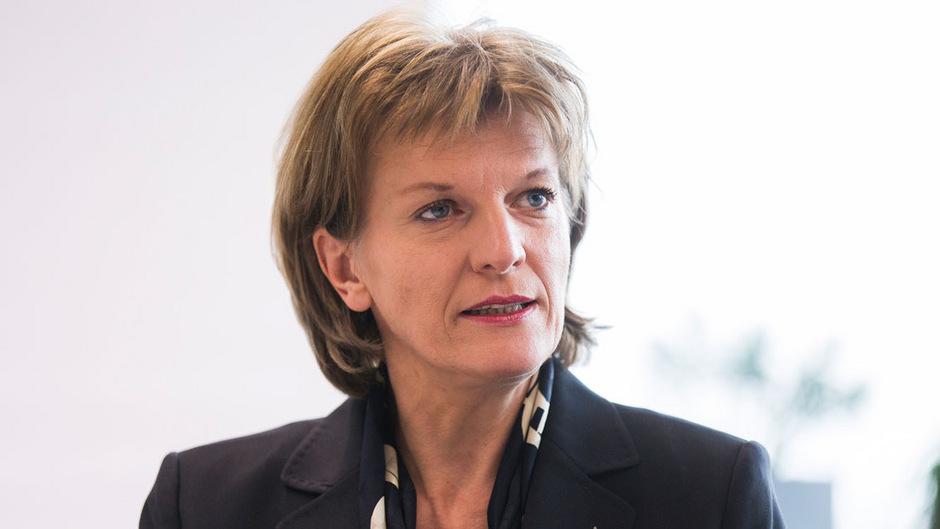 Innsbrucks Bürgermeisterin Christine Oppitz-Plörer.