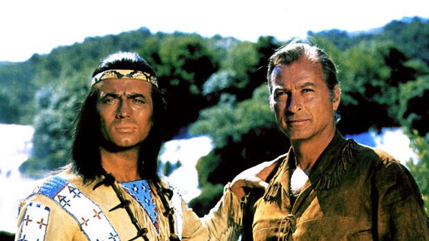Die Geschichte von Old Shatterhand und dem Apachen-Häuptling wurde neu verfilmt.