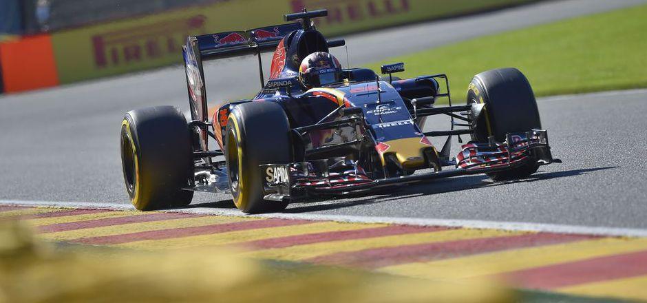 Max Verstappen hat beim zweiten Training zum Großen Preis von Belgien die Tagesbestzeit aufgestellt.