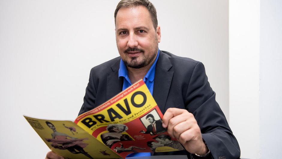 """Ex-""""Bravo""""-Chef Alexander Gernandt."""
