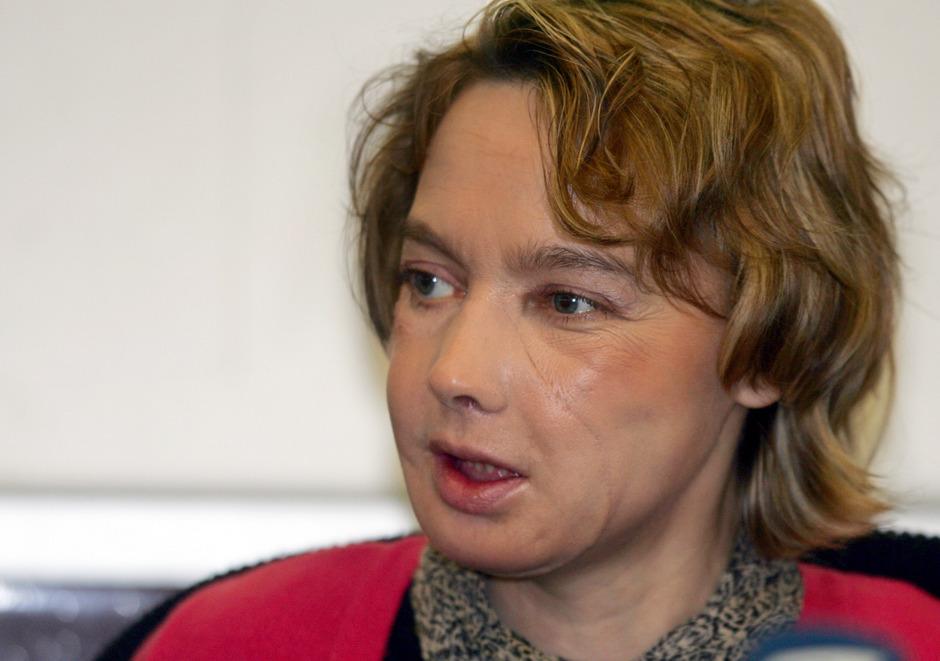 Isabelle Dinoire auf einem Archivfoto von 2006.