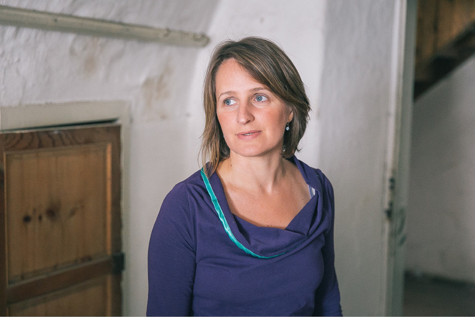"Initiatorin von ""architektur:lokal"": Gertrud Tauber. <span class=""TS_Fotohinweis"">Foto: Energie Tirol</span>"