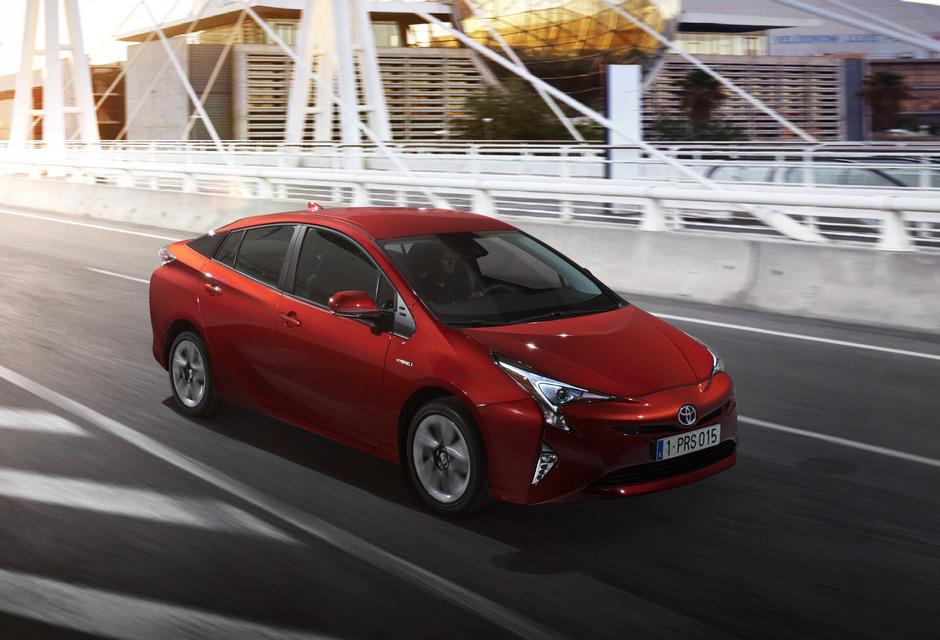 Toyota Prius. (Symbolfoto)