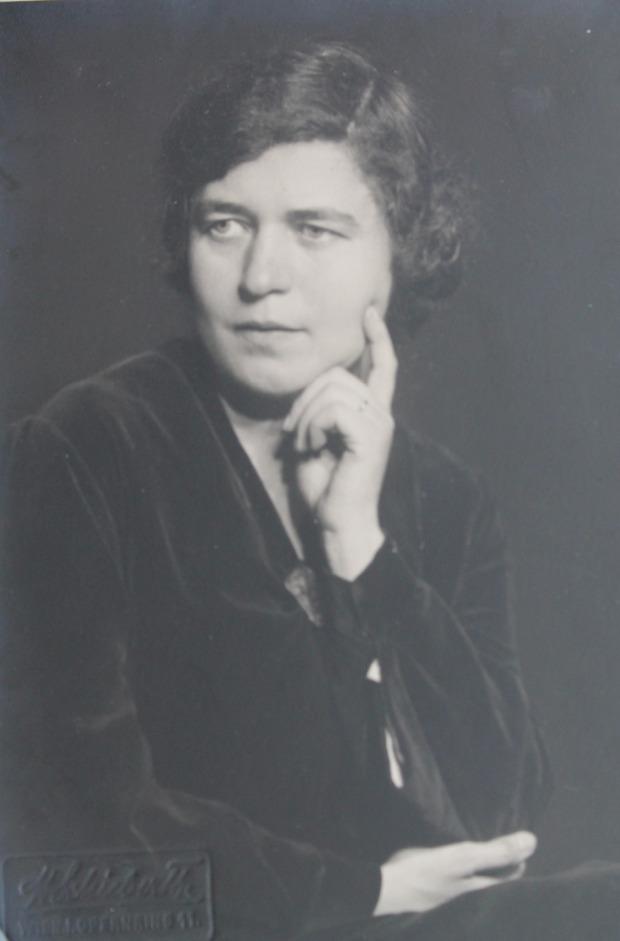 Maria Spötl (1898–1953) spendete den Großteil ihrer Verkaufserlöse.