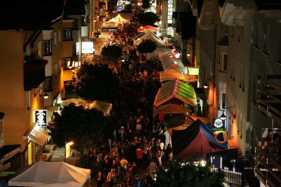 Das Wörgler Stadtfest lockt seit Jahren tausende Menschen an.