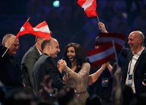 Conchita Wurst holte für Österreich den Songcontest-Sieg - und hat damit den Nationalstolz angeheizt.