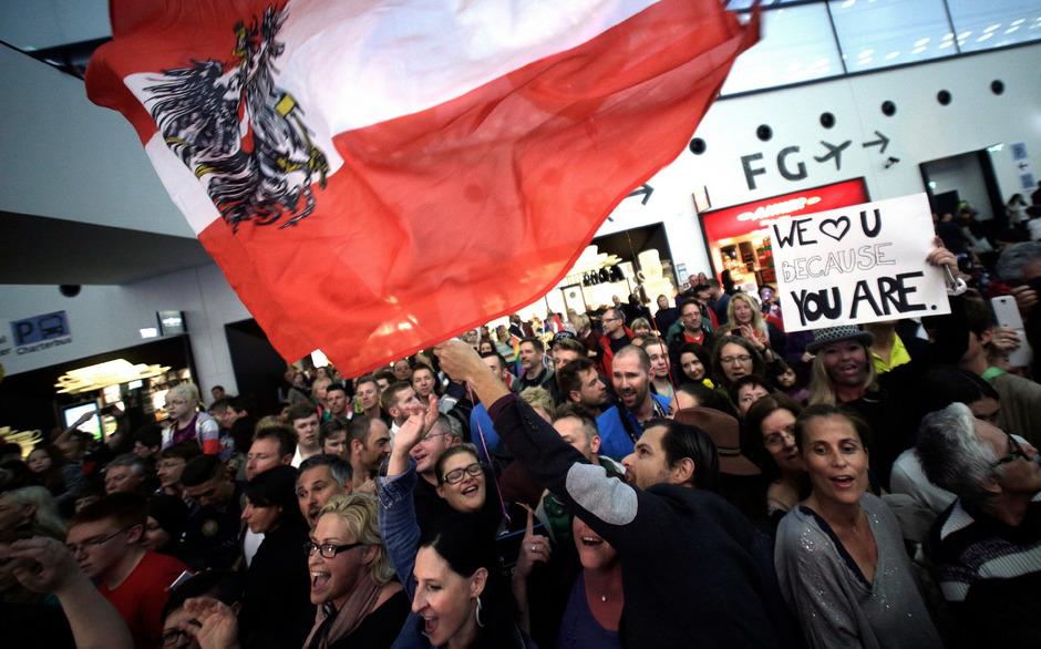 Conchita Wurst gilt vielen als Symbol für ein offenes, buntes, diverses Österreich.