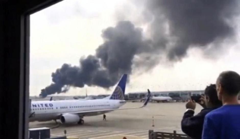 Die Passagiere konnten rechtzeitig evakuiert werden.