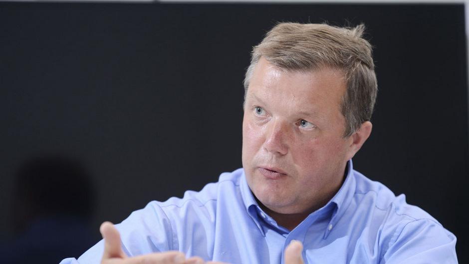 ÖVP-Gesundheitslandesrat Bernhard Tilg.