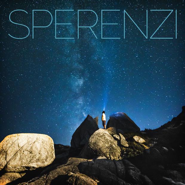 """Das gleichnamige Album """"Sperenzi"""" erscheint auf dem Tiroler Label Marmota Records unter anderem bei Amazon, iTunes und Spotify."""