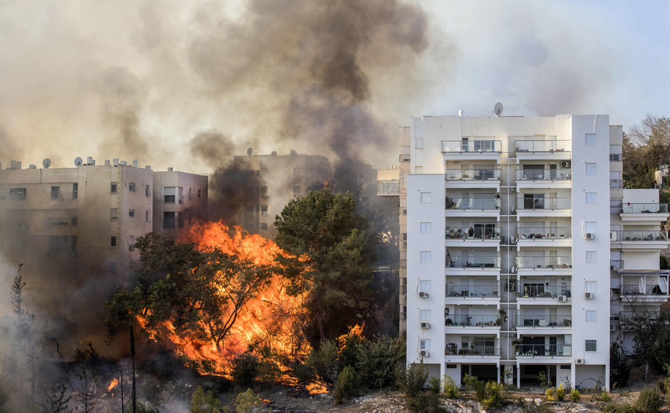 Haifa Feuer