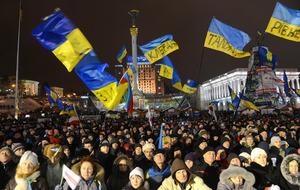 Die Polizisten sollen bei Protesten gegen Ex-Präsident Viktor Janukowitsch friedliche Demonstranten erschossen haben.