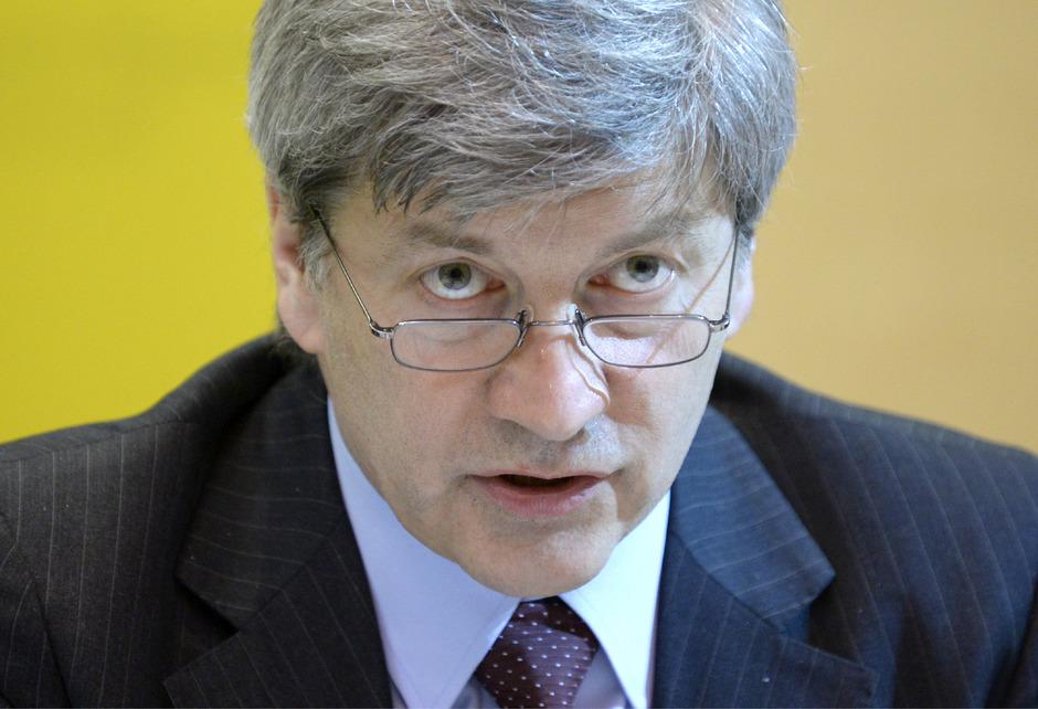 Johann Strobl, künftiger Raiffeisen-Chef.