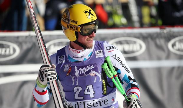 Als Zehnter bester Österreicher: Max Franz.