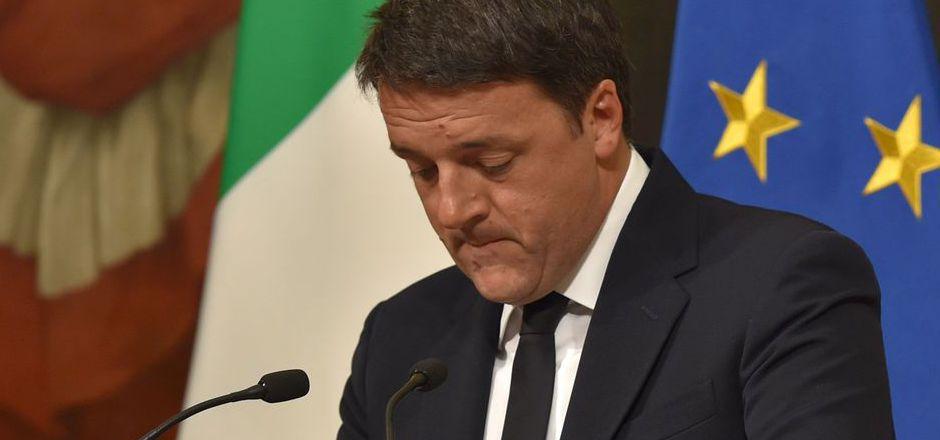 Mehr als 1000 Tage regierte Matteo Renzi Italien. Damit gehört er zu den längstdienenden italienischen Premierministern.