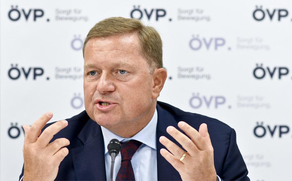 Werner Amon, ÖVP-Generalsekretär.