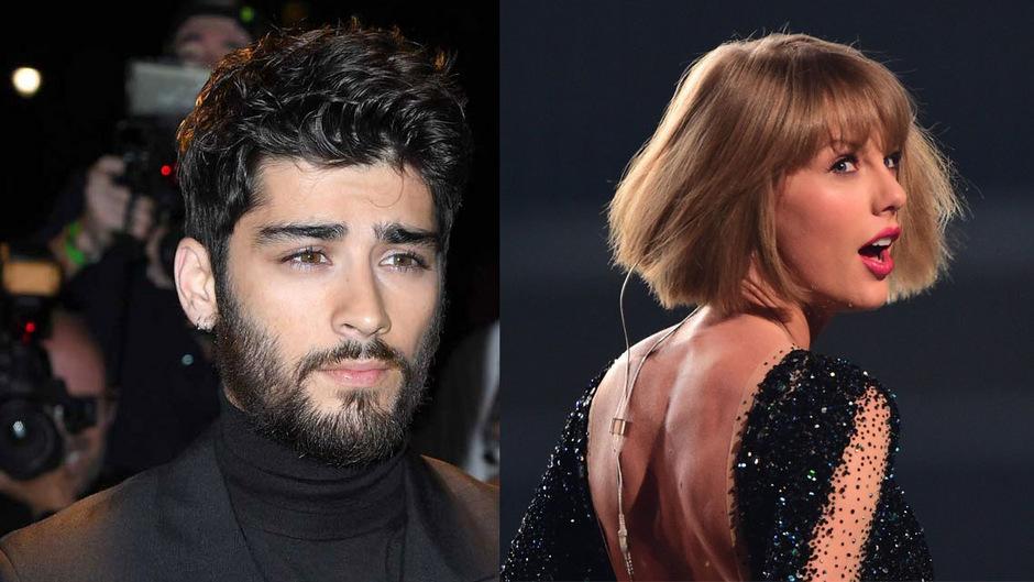 Zayn Malik und Taylor Swift machen gemeinsame Sache.