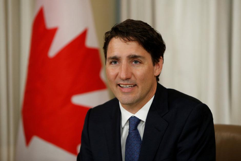 Kanadas Premier Justin Trudeau.
