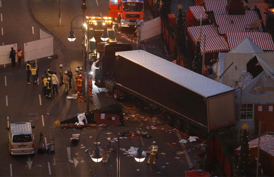 Amri hatte für den Anschlag einen Lkw gekapert und den Lenker getötet.