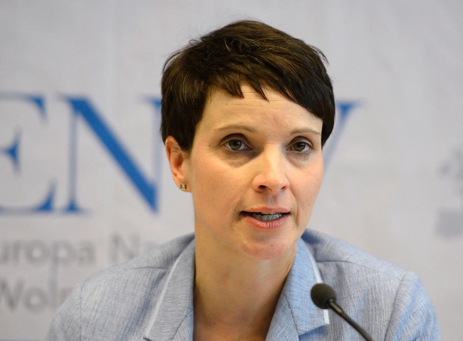 AfD-Chefin Frauke Petry.