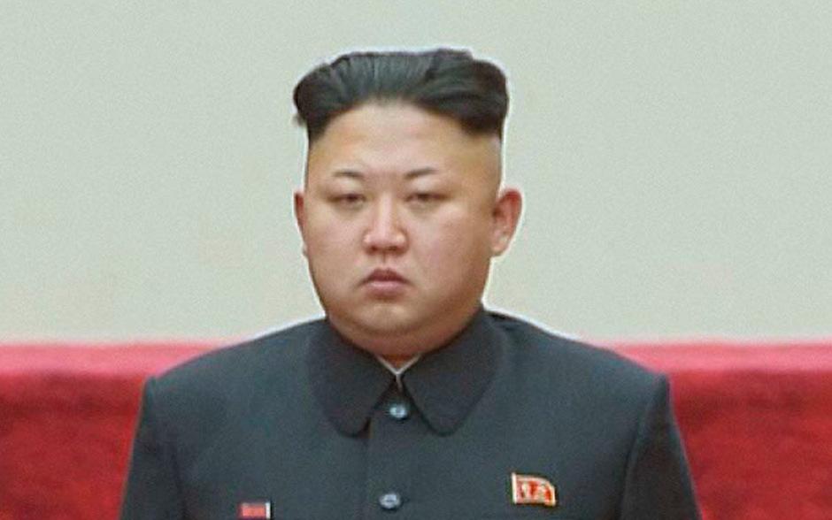 Der nordkoreanische Diktator Kim Jong-un.