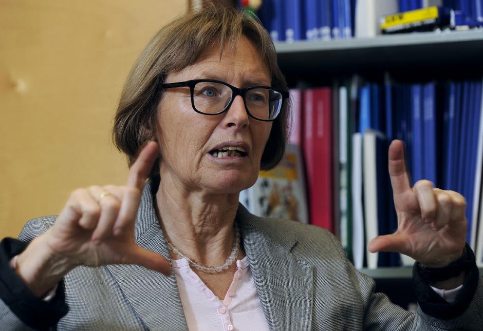 Grünen-Bautensprecherin Gabriela Moser