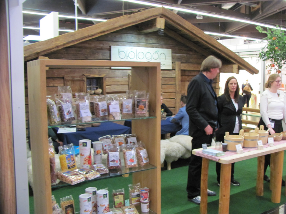 Die Tiroler Bio-Marken wie Biologon aus Itter oder Bio vom Berg setzten bei der Biofach-Messe bei der Produktpräsentation auf die Ursprünglichkeit der heimischen Landwirtschaft.
