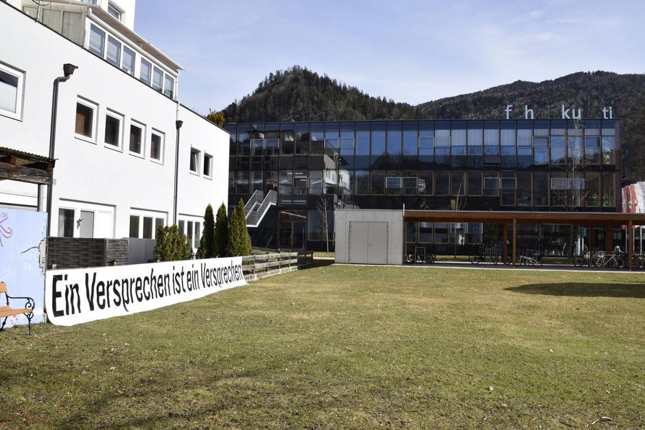 An der FH Kufstein findet am 16. März ein Symposium statt.