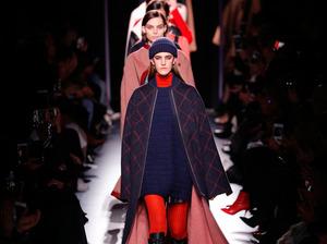 Neue Eleganz: Das bewies die Schau des Modehauses Hermes.