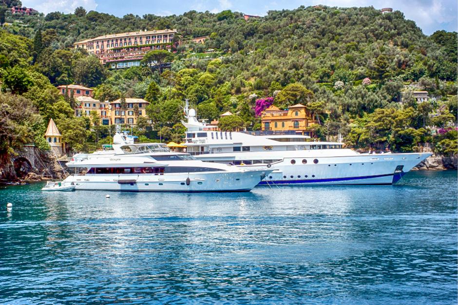 Ein sicherer Hafen für vermögende Ausländer: Dank Steuerzuckerln sollen Superreiche Italien ansteuern.