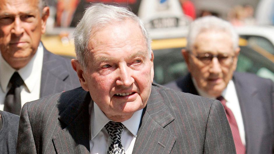 Rockefeller Gestorben