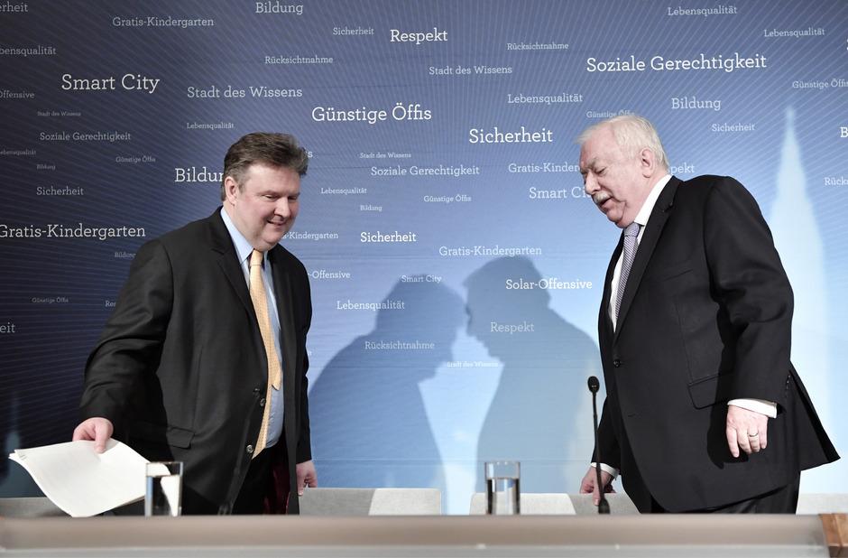 Wechsel In Der Spö Wien Nach Der Nationalratswahl Tiroler